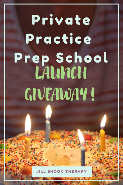 Private Practice Prep School Launch Giveaway